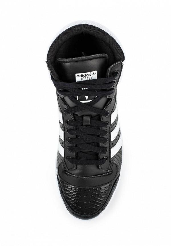 Женские кеды Adidas Originals (Адидас Ориджиналс) B35338: изображение 4