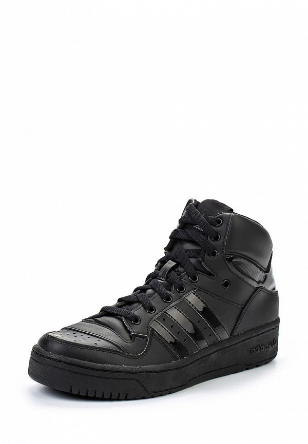 Женские кеды Adidas Originals (Адидас Ориджиналс) B35342: изображение 1