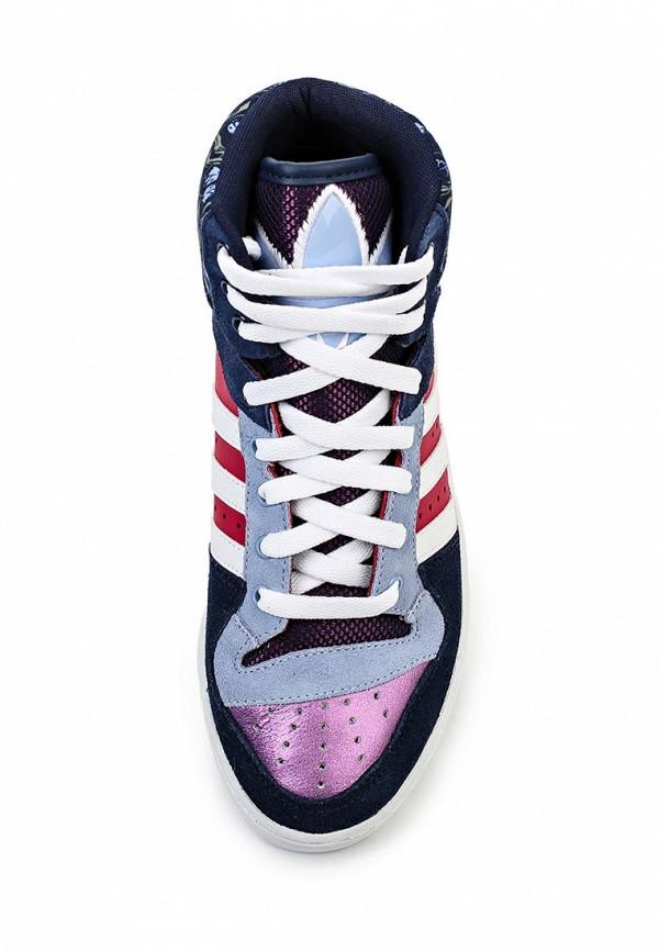Женские кроссовки Adidas Originals (Адидас Ориджиналс) B35345: изображение 4
