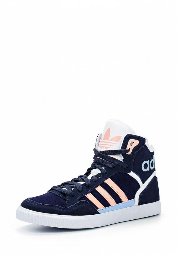 Женские кеды Adidas Originals (Адидас Ориджиналс) B35351: изображение 1
