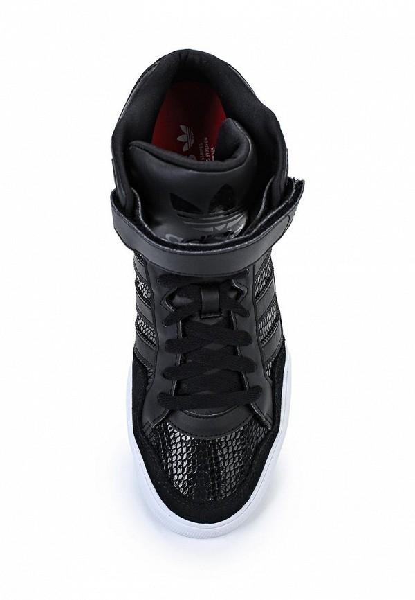 Женские кеды на танкетке Adidas Originals (Адидас Ориджиналс) B35354: изображение 4