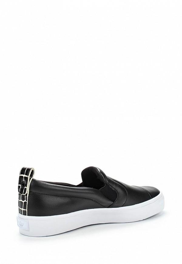 Женские слипоны Adidas Originals (Адидас Ориджиналс) S77424: изображение 2
