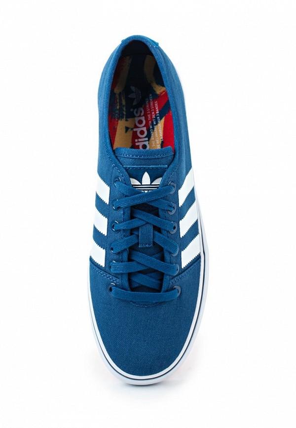 Женские кеды Adidas Originals (Адидас Ориджиналс) S81240: изображение 4