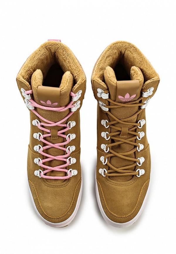 Женские кеды Adidas Originals (Адидас Ориджиналс) S81270: изображение 4