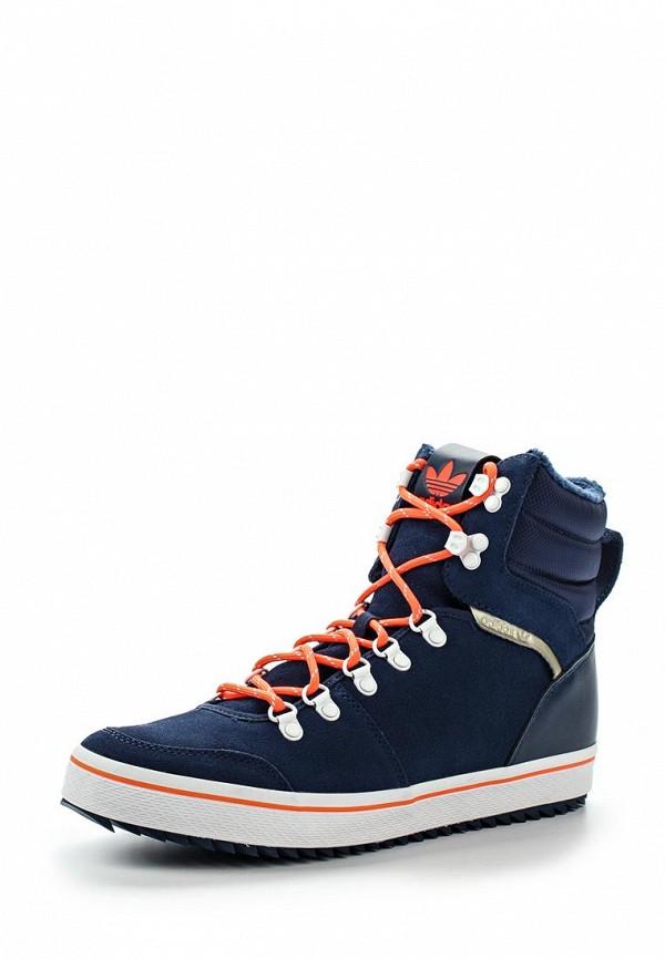 Женские кеды Adidas Originals (Адидас Ориджиналс) S81272: изображение 1
