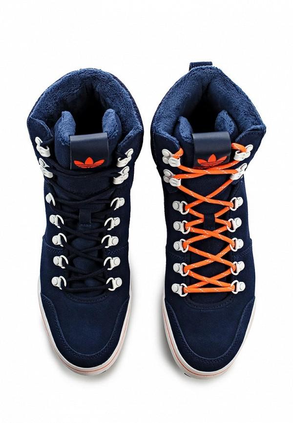 Женские кеды Adidas Originals (Адидас Ориджиналс) S81272: изображение 4