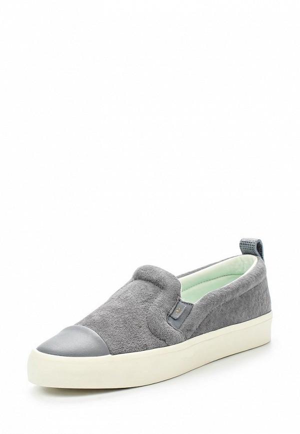Женские слипоны Adidas Originals (Адидас Ориджиналс) S81363: изображение 1