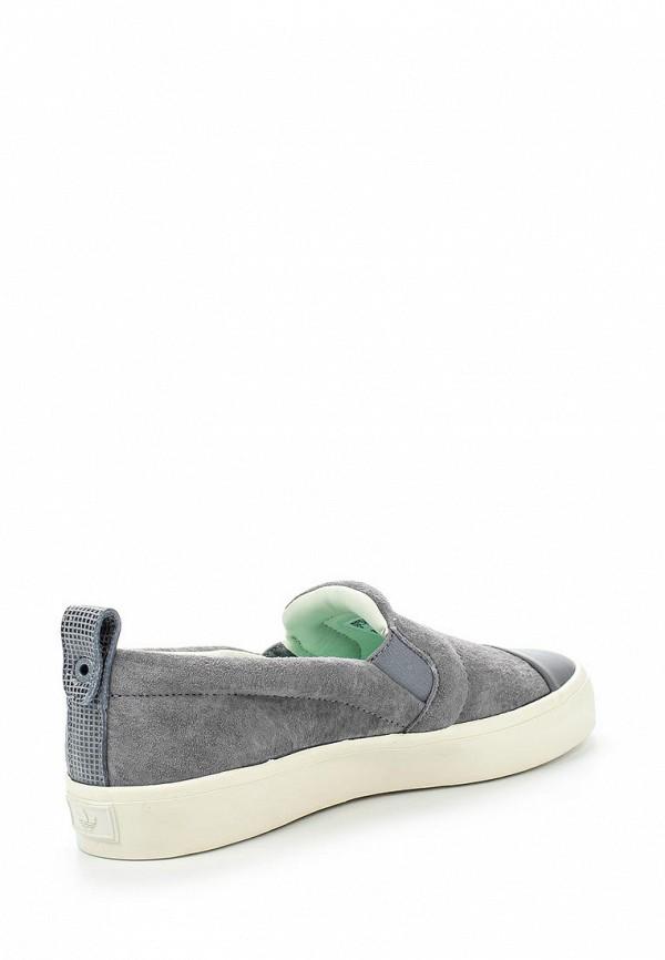 Женские слипоны Adidas Originals (Адидас Ориджиналс) S81363: изображение 2