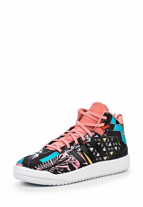Женские кеды Adidas Originals (Адидас Ориджиналс) AQ4867: изображение 1