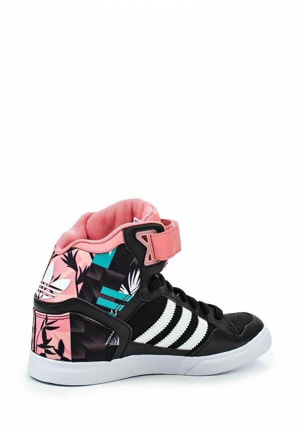 Женские кеды на танкетке Adidas Originals (Адидас Ориджиналс) S74998: изображение 2