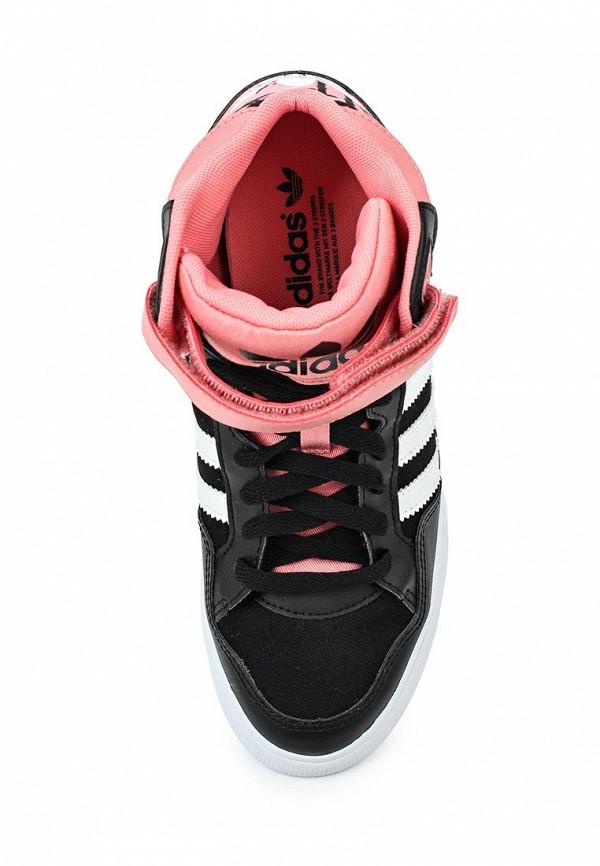 Женские кеды на танкетке Adidas Originals (Адидас Ориджиналс) S74998: изображение 4