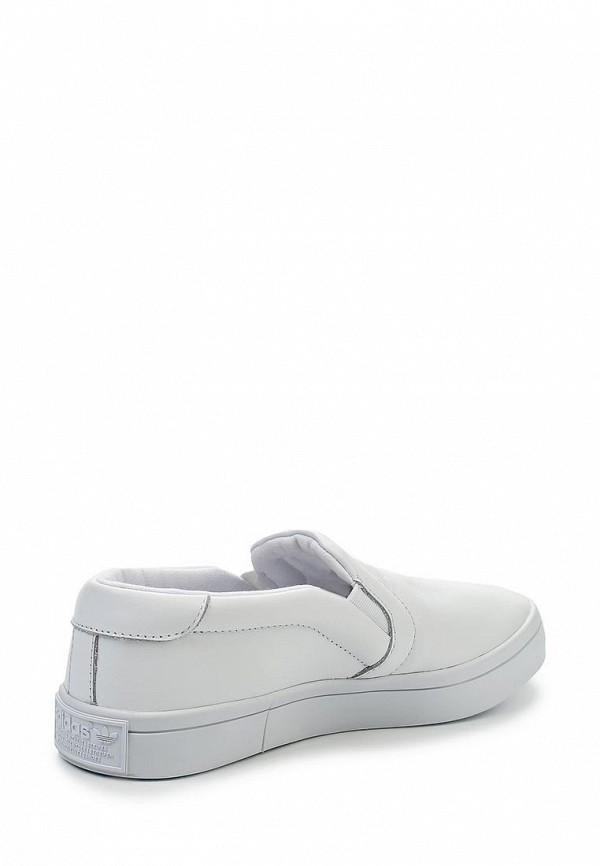 Женские слипоны Adidas Originals (Адидас Ориджиналс) S75166: изображение 2