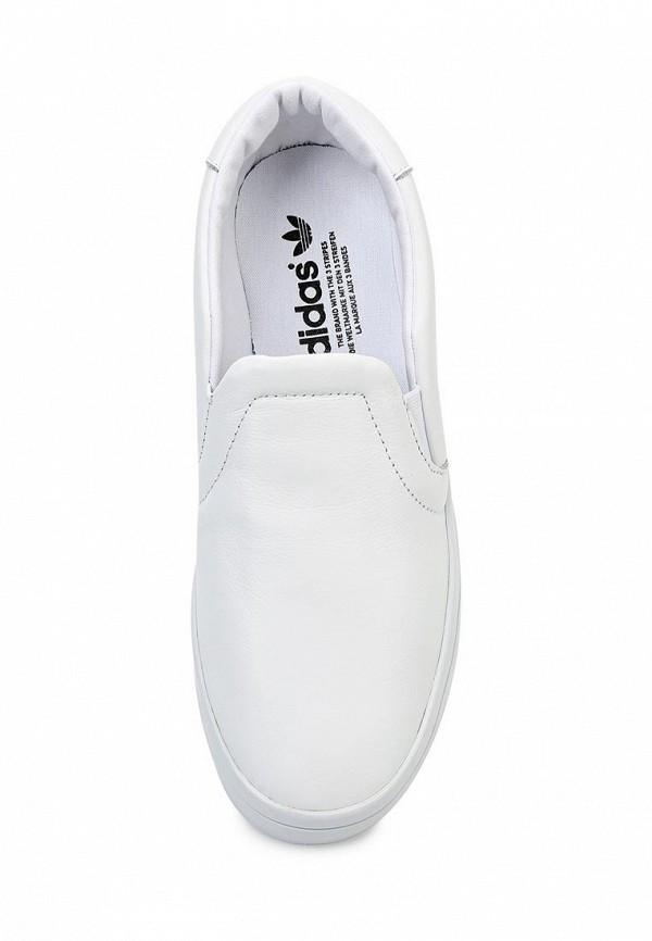 Женские слипоны Adidas Originals (Адидас Ориджиналс) S75166: изображение 4