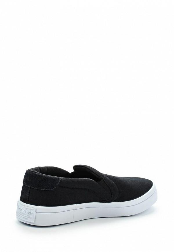 Женские слипоны Adidas Originals (Адидас Ориджиналс) S75171: изображение 2