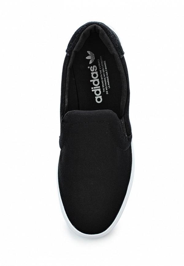 Женские слипоны Adidas Originals (Адидас Ориджиналс) S75171: изображение 4
