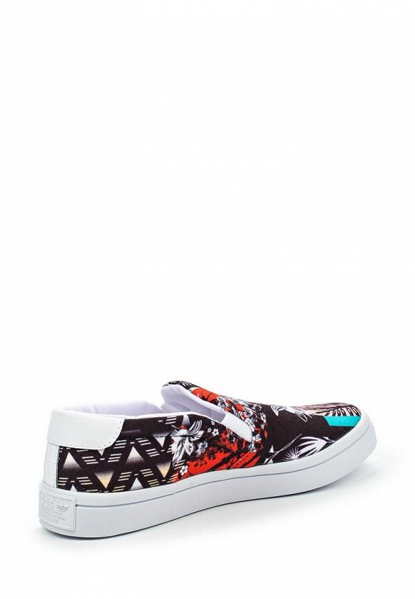 Женские слипоны Adidas Originals (Адидас Ориджиналс) S75720: изображение 2