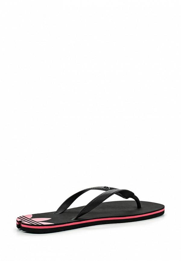 Женские сланцы Adidas Originals (Адидас Ориджиналс) S78841: изображение 2