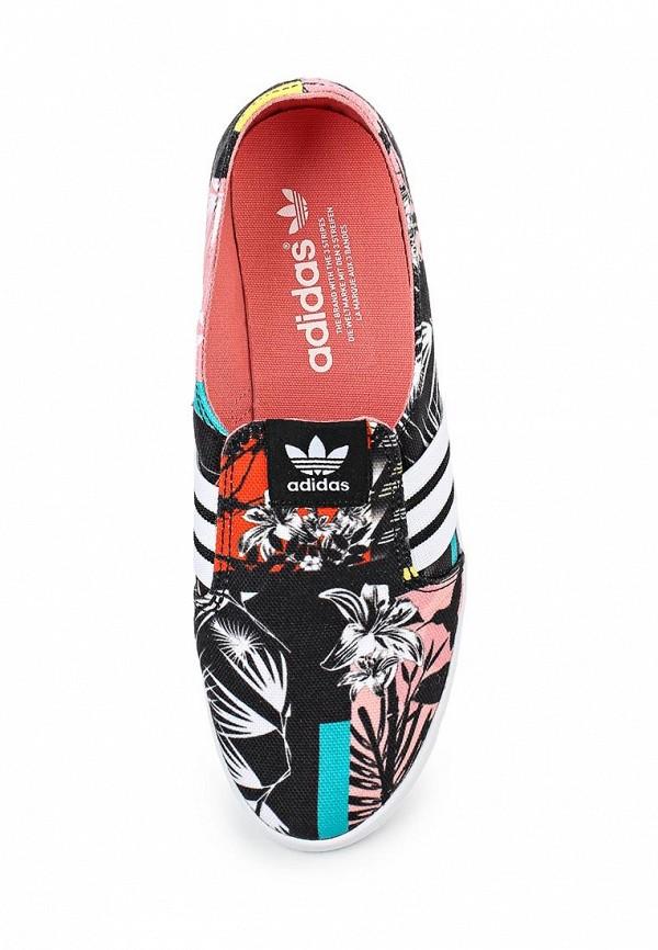 Женские слипоны Adidas Originals (Адидас Ориджиналс) S78867: изображение 4