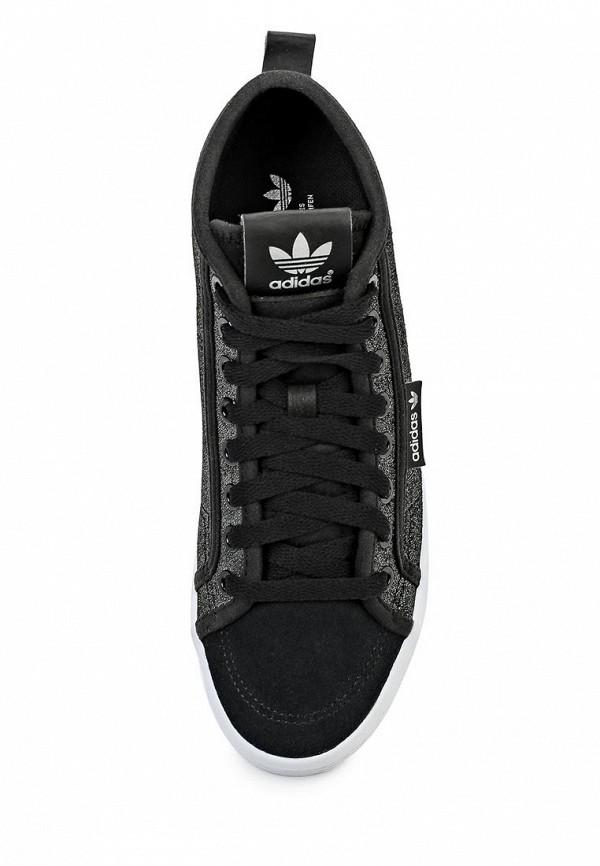 Женские кеды на танкетке Adidas Originals (Адидас Ориджиналс) S78883: изображение 4