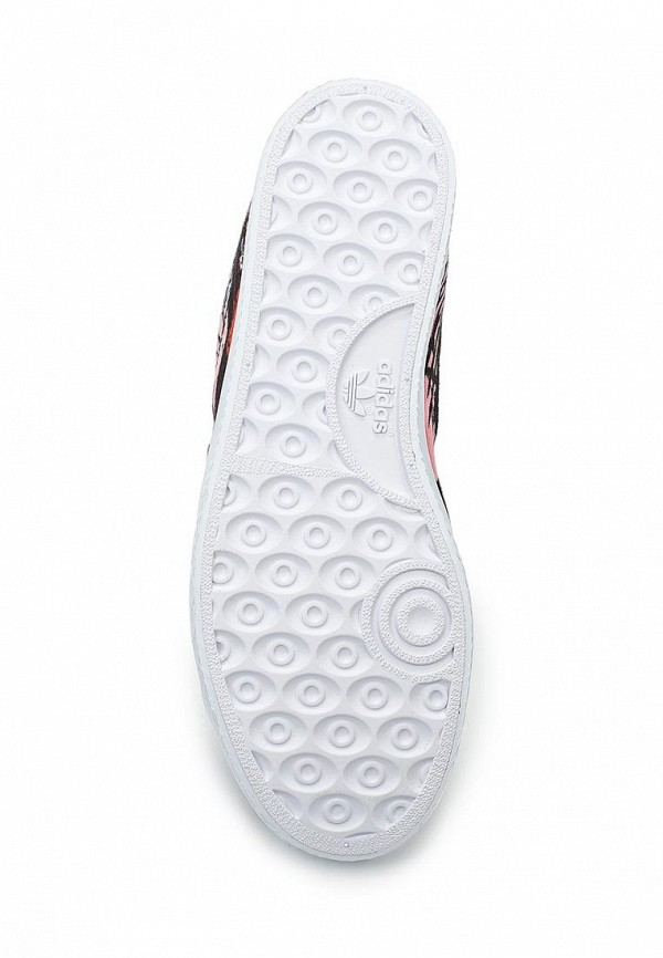 Женские кеды на танкетке Adidas Originals (Адидас Ориджиналс) S78886: изображение 3