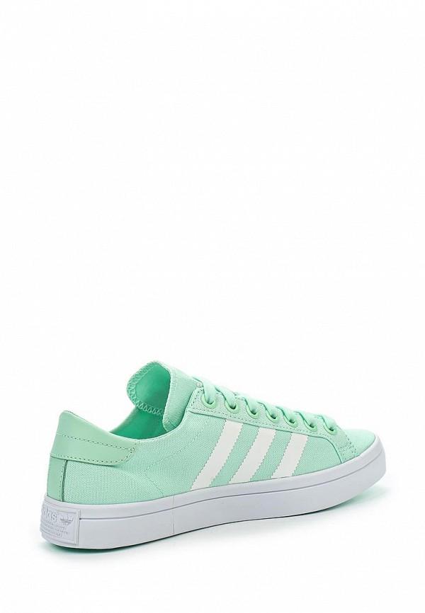 Женские кеды Adidas Originals (Адидас Ориджиналс) S78895: изображение 2
