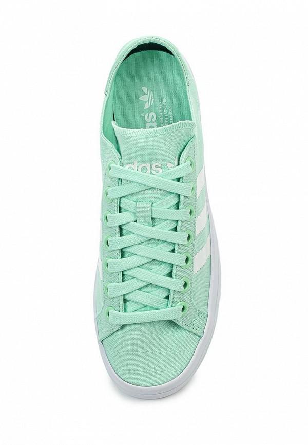Женские кеды Adidas Originals (Адидас Ориджиналс) S78895: изображение 4
