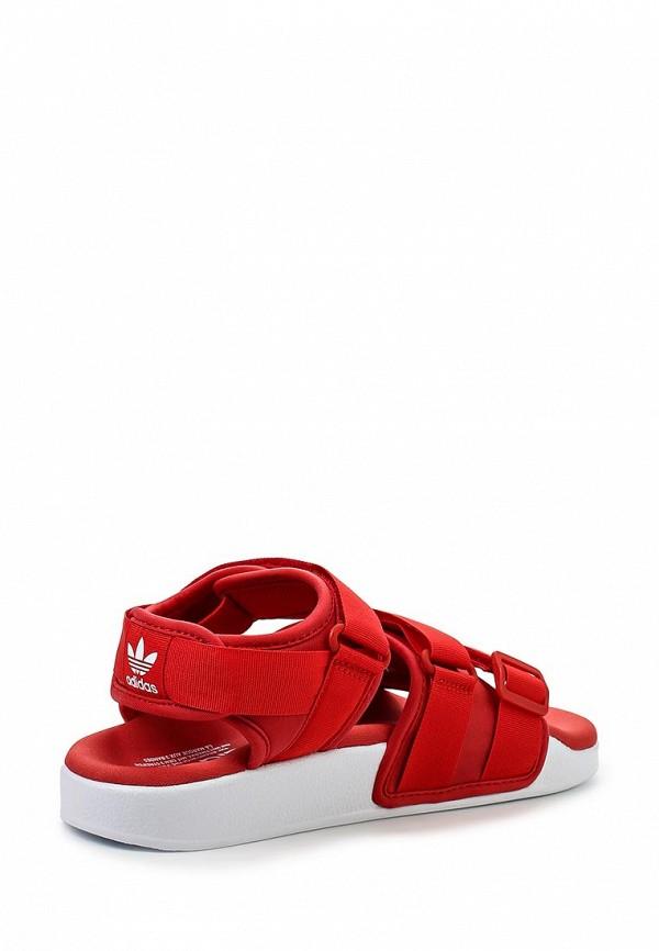 Женские спортивные сандалии Adidas Originals (Адидас Ориджиналс) S75380: изображение 2
