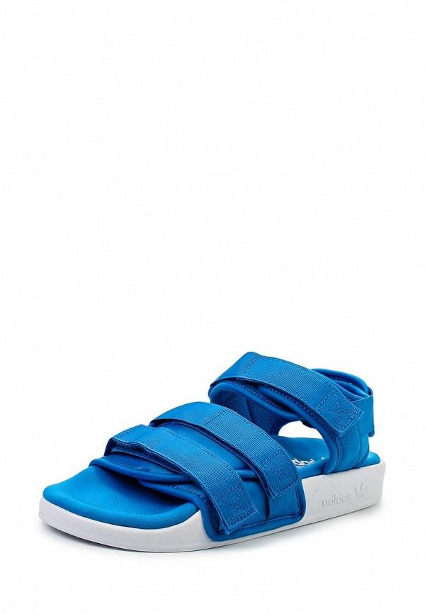 Женские спортивные сандалии Adidas Originals (Адидас Ориджиналс) S75381: изображение 1