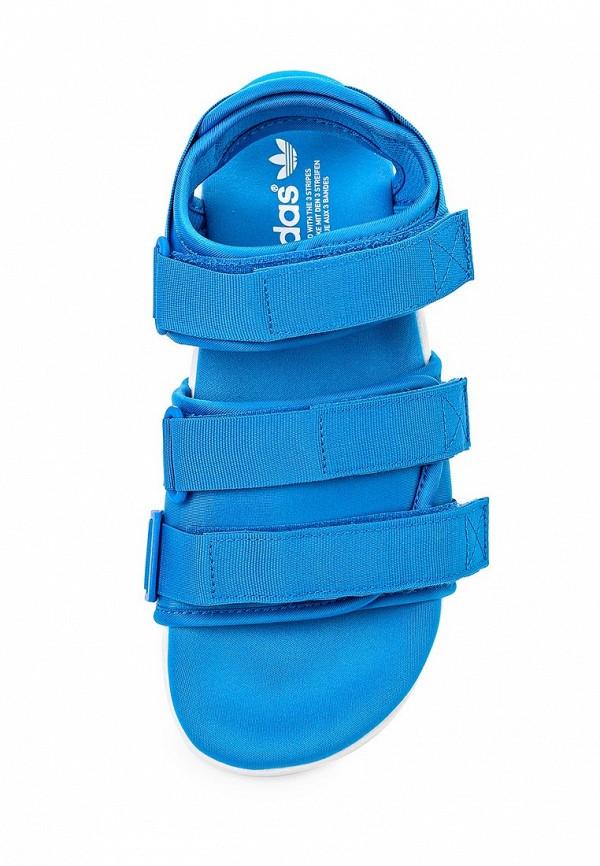 Женские спортивные сандалии Adidas Originals (Адидас Ориджиналс) S75381: изображение 4