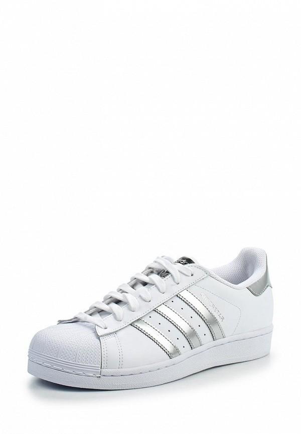 Женские кеды Adidas Originals (Адидас Ориджиналс) AQ3091