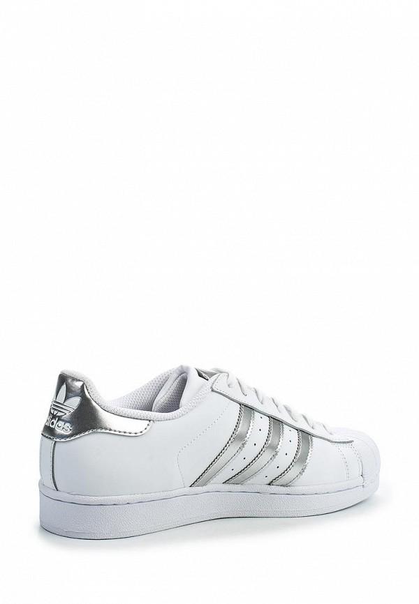 Женские кеды Adidas Originals (Адидас Ориджиналс) AQ3091: изображение 2
