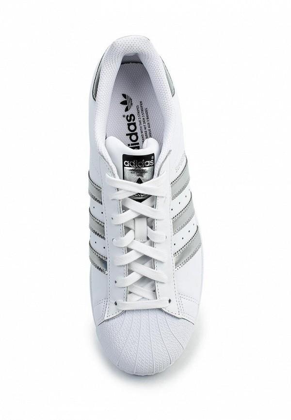 Женские кеды Adidas Originals (Адидас Ориджиналс) AQ3091: изображение 4
