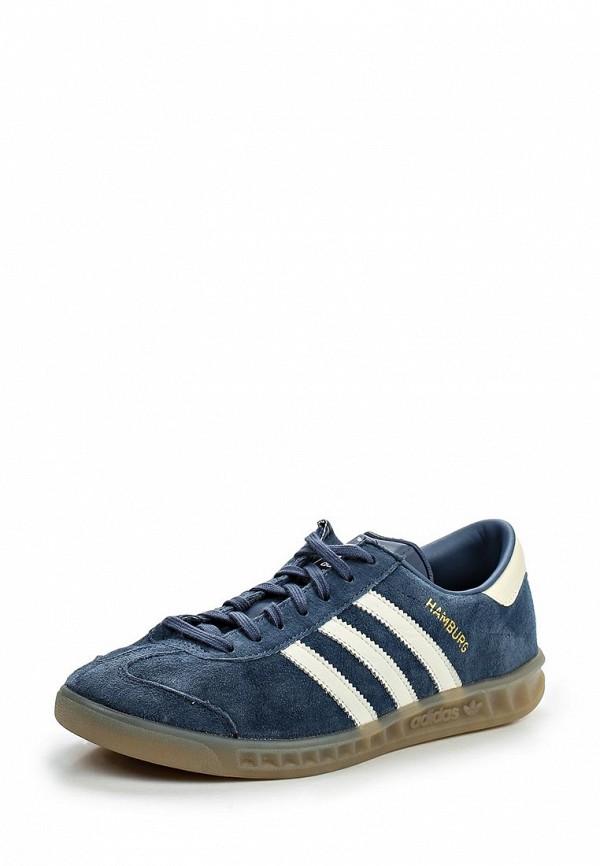 Женские кеды Adidas Originals (Адидас Ориджиналс) BA8408: изображение 1