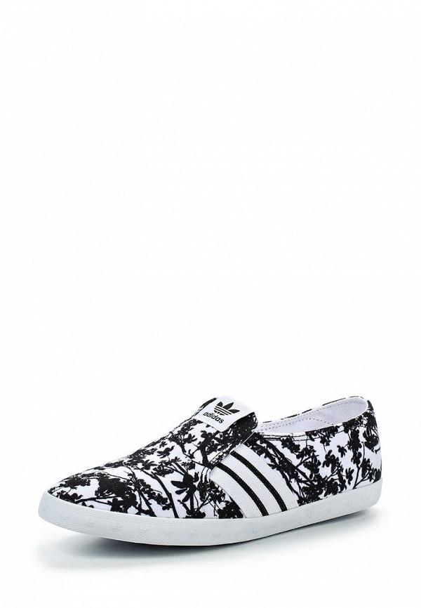 Женские слипоны Adidas Originals (Адидас Ориджиналс) S78868: изображение 1
