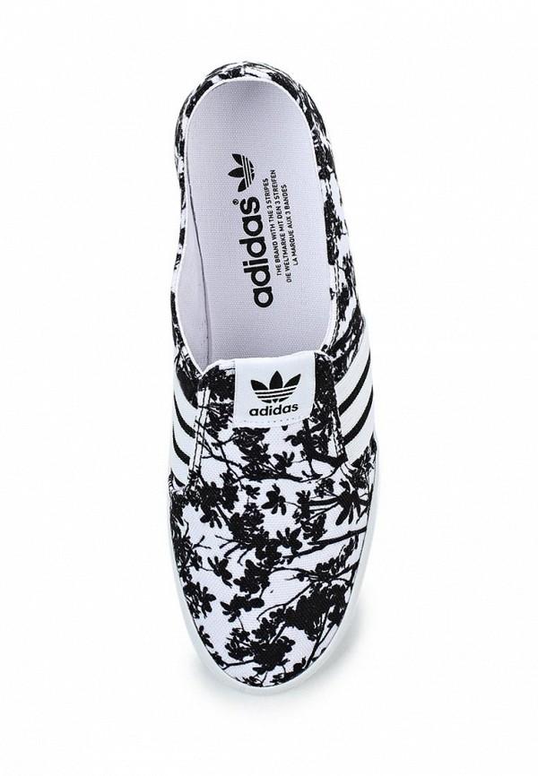 Женские слипоны Adidas Originals (Адидас Ориджиналс) S78868: изображение 4