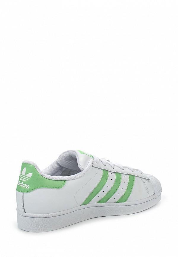 Женские кеды Adidas Originals (Адидас Ориджиналс) BB5451: изображение 2
