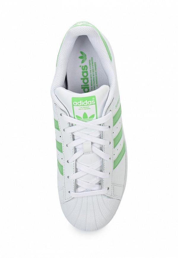 Женские кеды Adidas Originals (Адидас Ориджиналс) BB5451: изображение 4