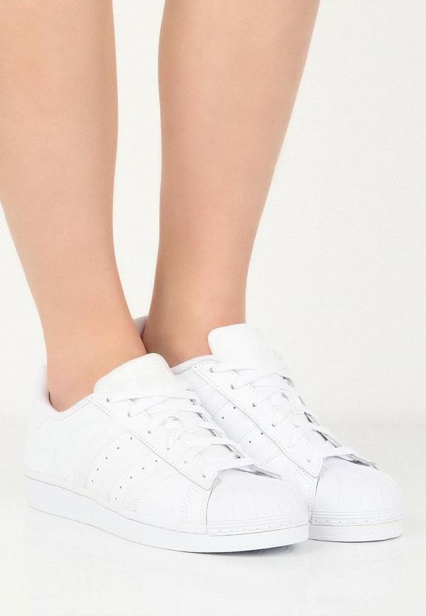 Женские кеды Adidas Originals (Адидас Ориджиналс) S85139: изображение 4
