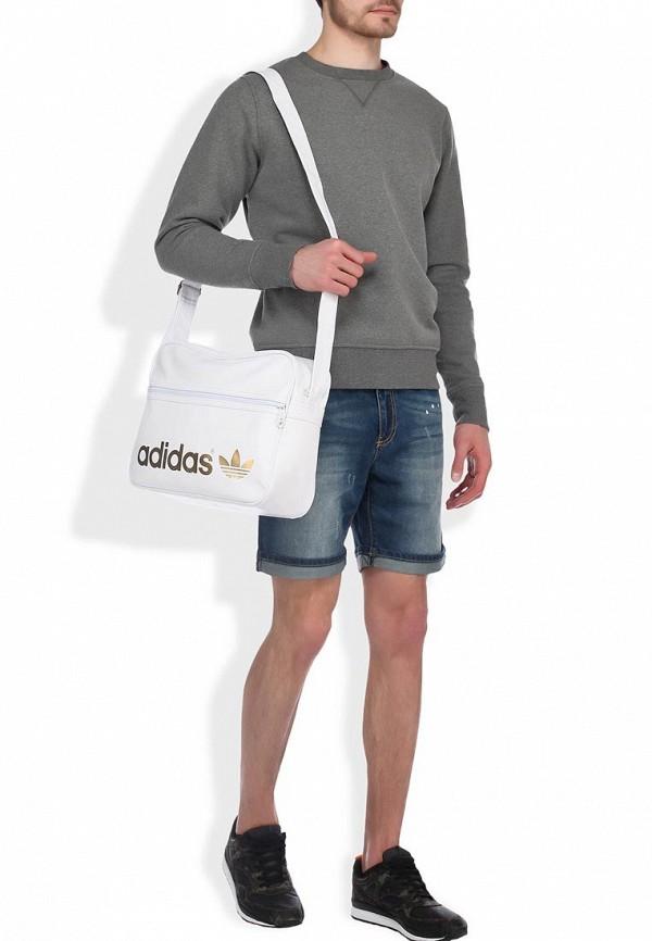 Спортивная сумка Adidas Originals (Адидас Ориджиналс) G92668: изображение 6