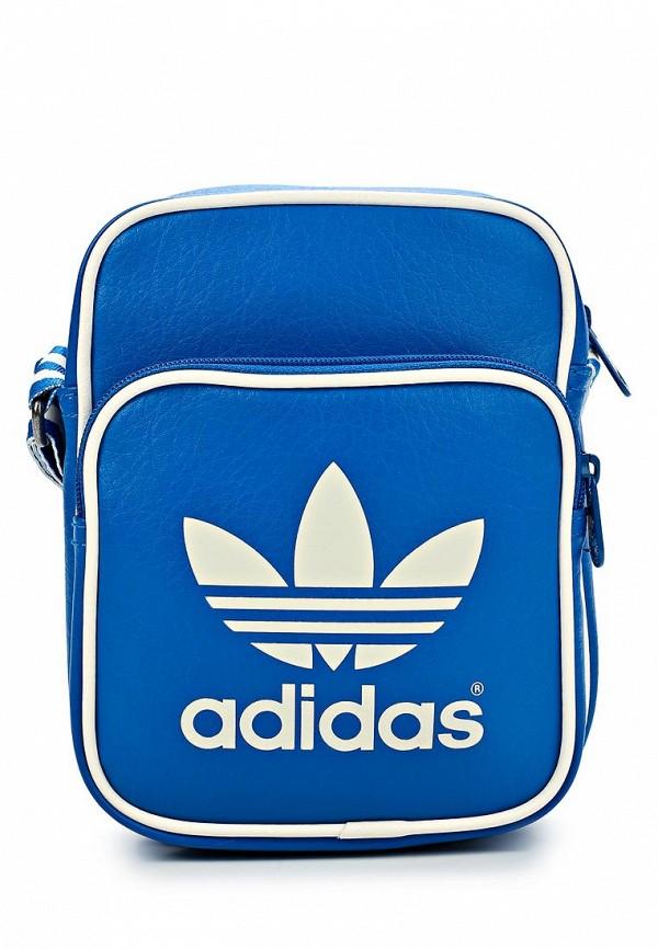Спортивная сумка Adidas Originals (Адидас Ориджиналс) M30538: изображение 1