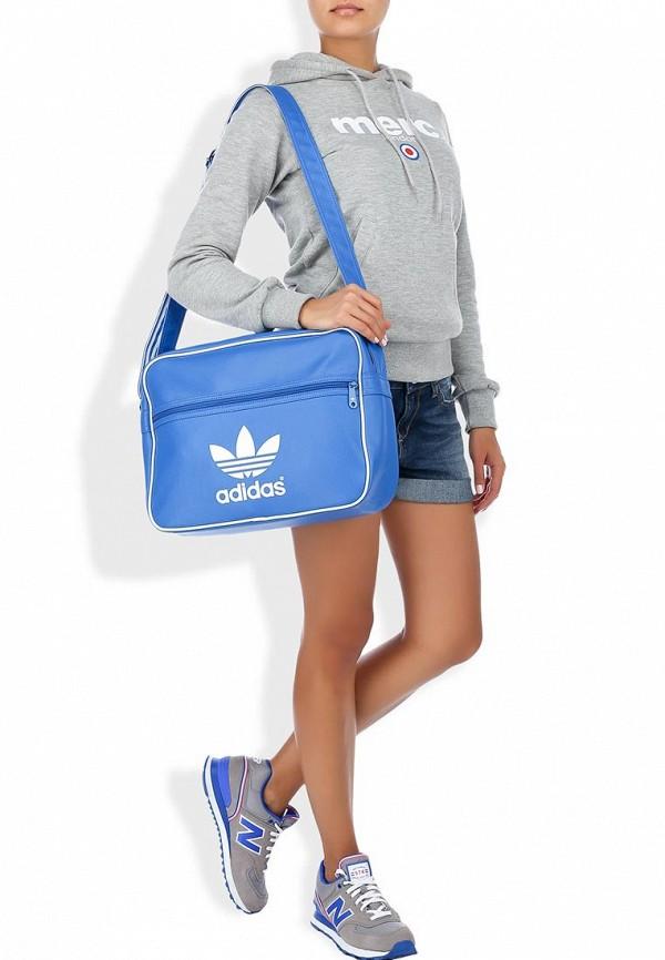 Большая сумка Adidas Originals (Адидас Ориджиналс) M30582: изображение 8