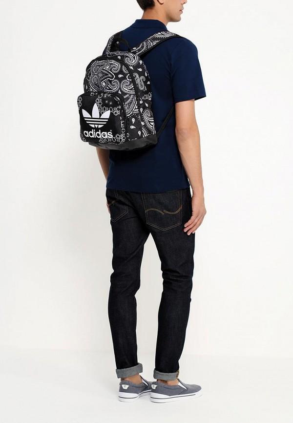 Спортивный рюкзак Adidas Originals (Адидас Ориджиналс) AI4407: изображение 1