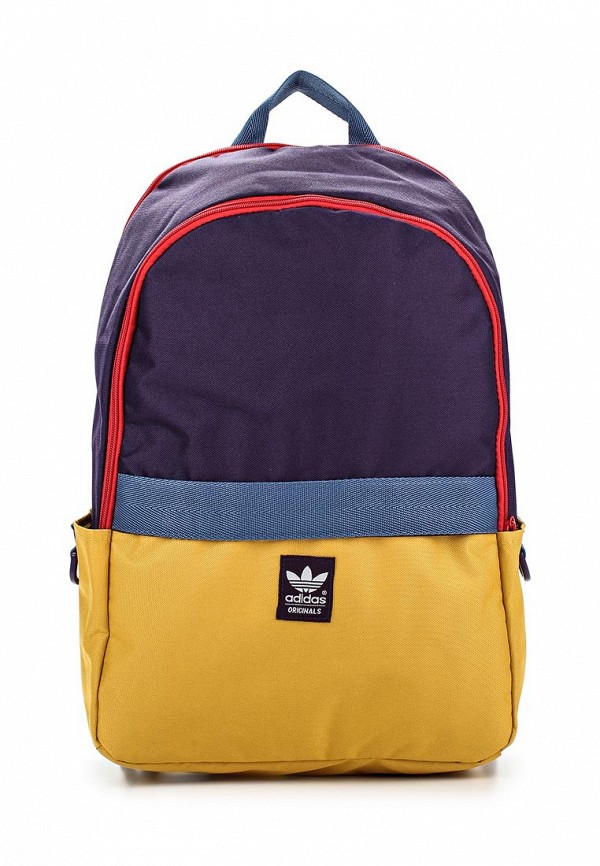 Спортивный рюкзак Adidas Originals (Адидас Ориджиналс) AB2677: изображение 1