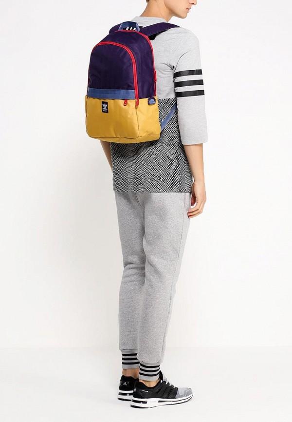 Спортивный рюкзак Adidas Originals (Адидас Ориджиналс) AB2677: изображение 4