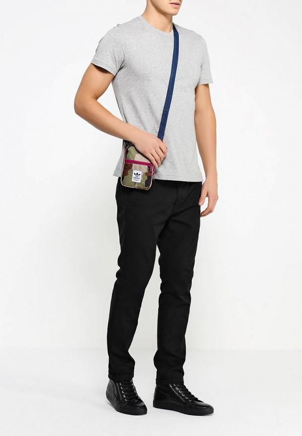 Спортивная сумка Adidas Originals (Адидас Ориджиналс) AB3884: изображение 1