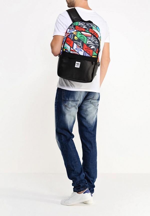 Спортивный рюкзак Adidas Originals (Адидас Ориджиналс) AB3909: изображение 1