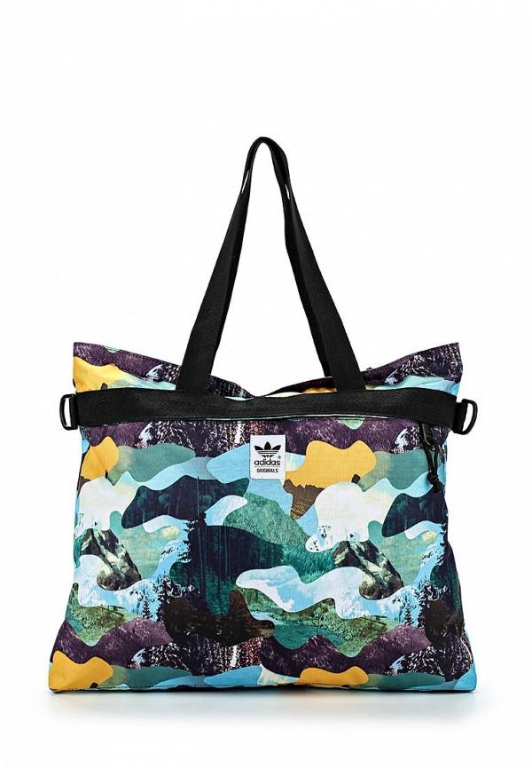 Большая сумка Adidas Originals (Адидас Ориджиналс) AB3915: изображение 1