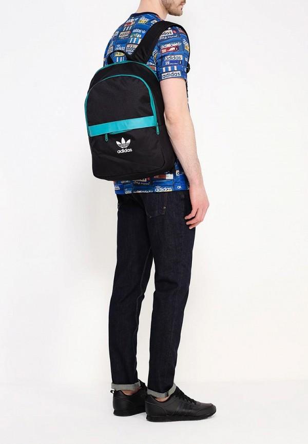 Городской рюкзак Adidas Originals (Адидас Ориджиналс) AJ6917: изображение 1