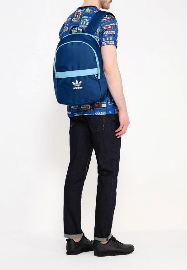 Городской рюкзак Adidas Originals (Адидас Ориджиналс) AJ6918: изображение 1