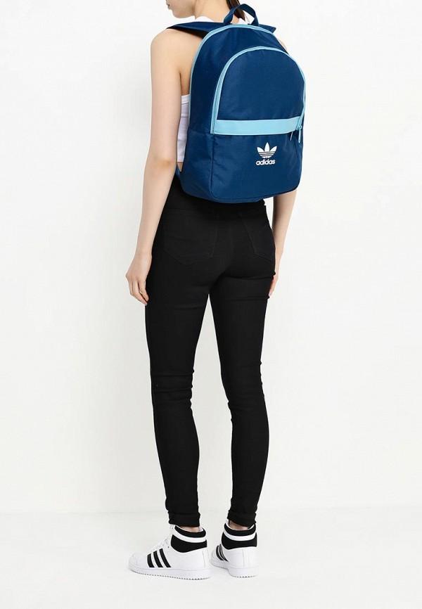 Городской рюкзак Adidas Originals (Адидас Ориджиналс) AJ6918: изображение 5